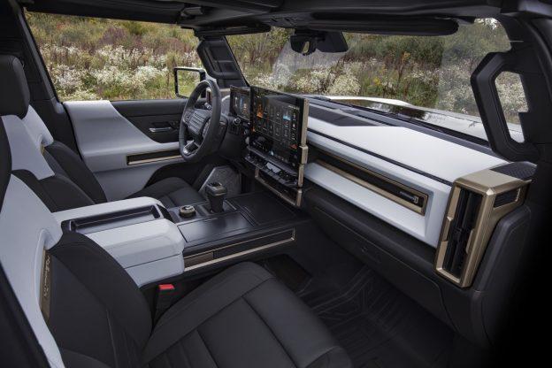 2022 GMC Hummer EV Pickup - Edition 1 - Interior 002 - cockpit