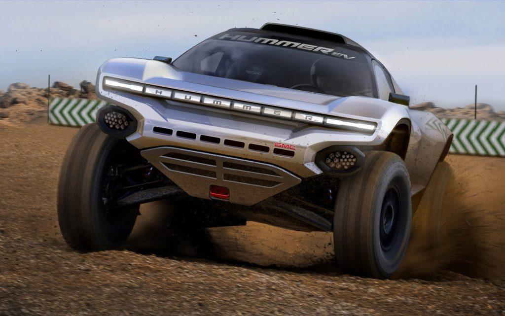 Extreme E racing concept
